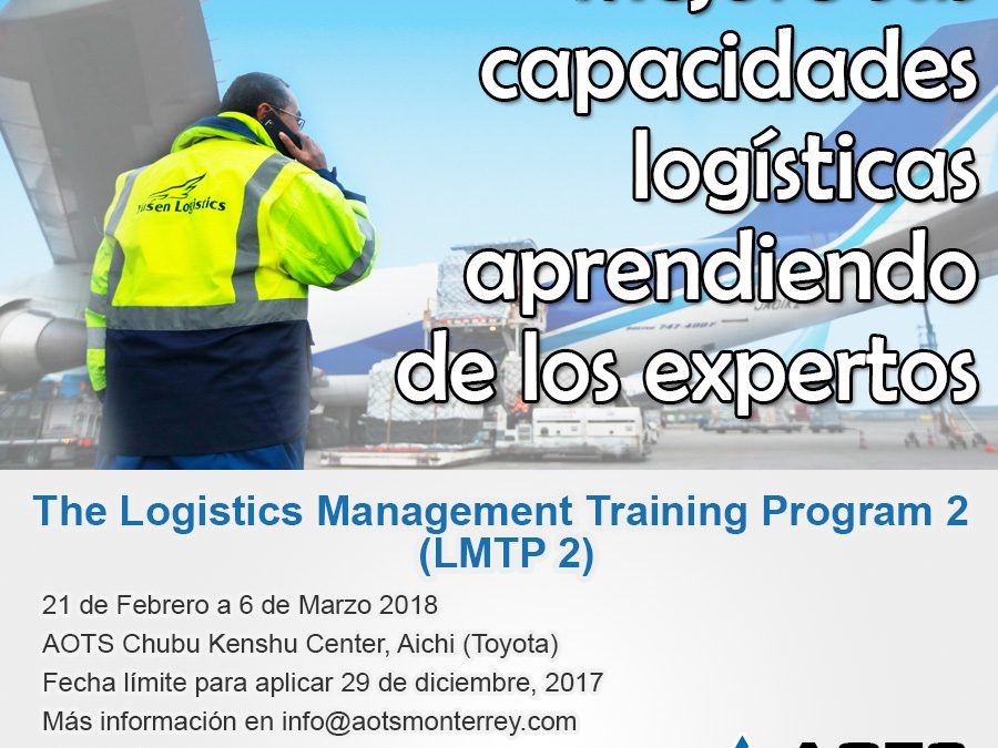 The Logistics Management Training Program 2